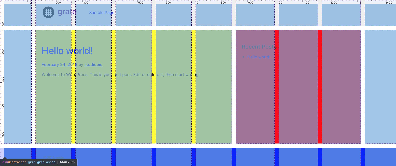 CSS Grid: Liberate the markup! - studio bio