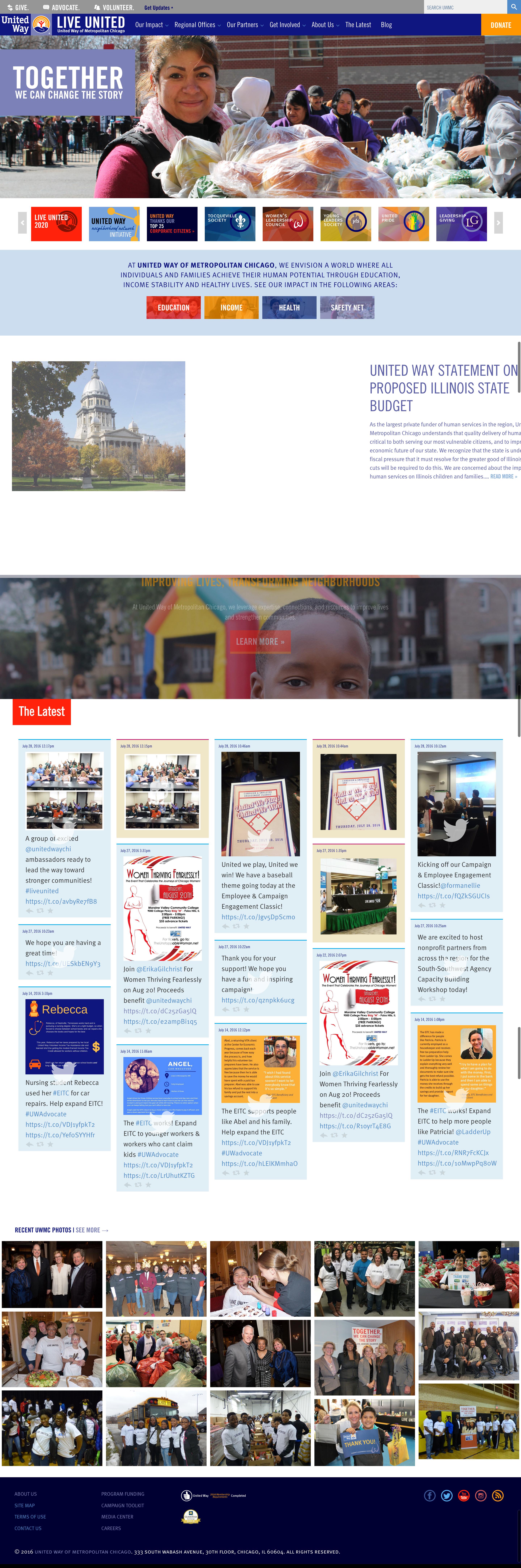 UWMC Home Page